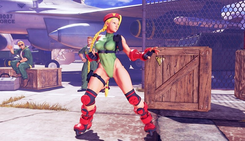 Street Fighter V ganha skins de Devil May Cry e mudanças no modo Survival