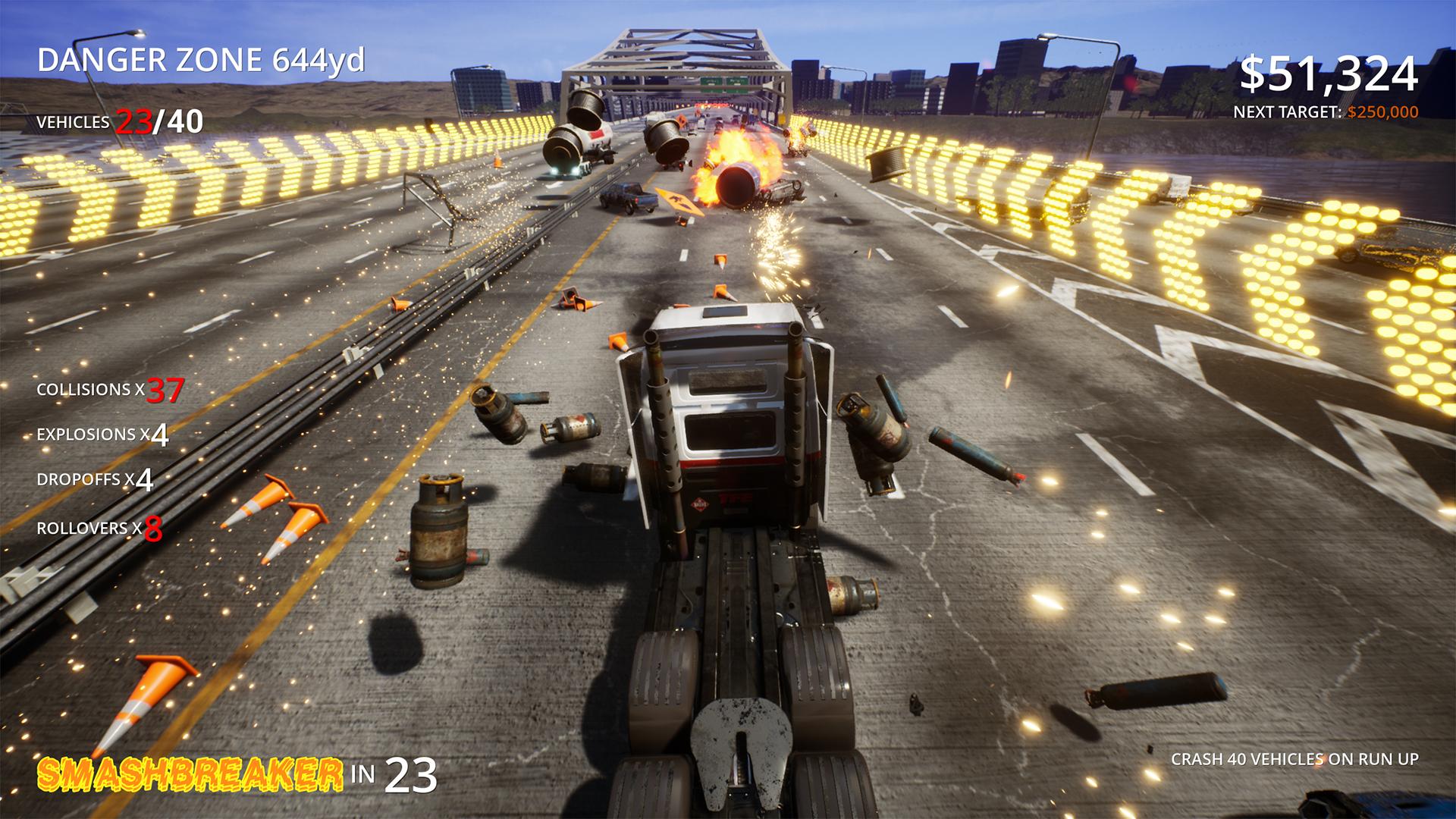 Novo estúdio de fundadores da Criterion revela games que lembram Burnout