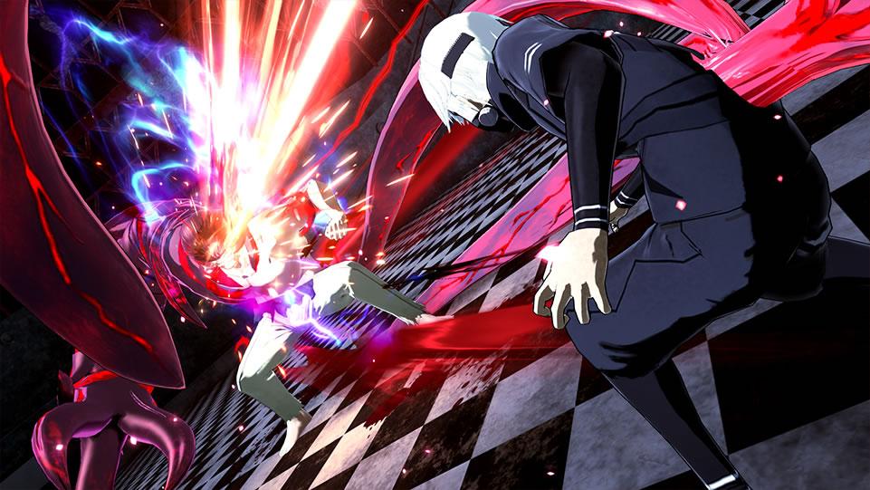 Tokyo Ghoul:re CALL to EXIST é anunciado para PlayStation 4 e ganha imagens