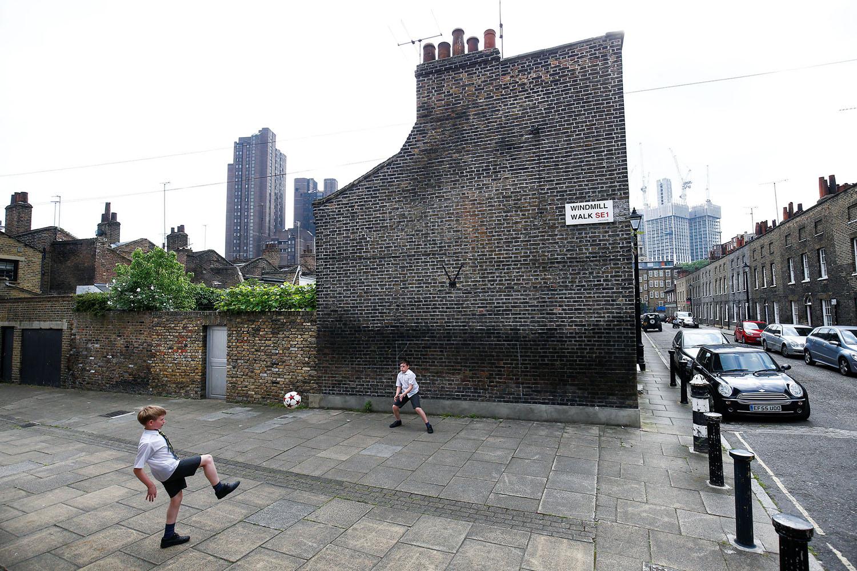 Londres na Inglaterra