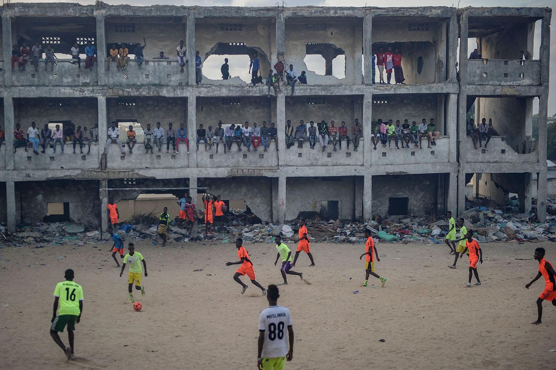 Mogadishu na Somália