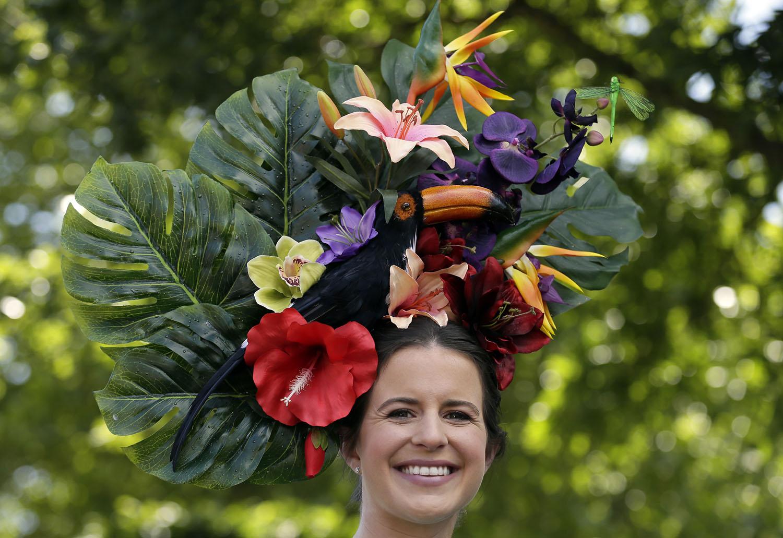 Inspiração tropical