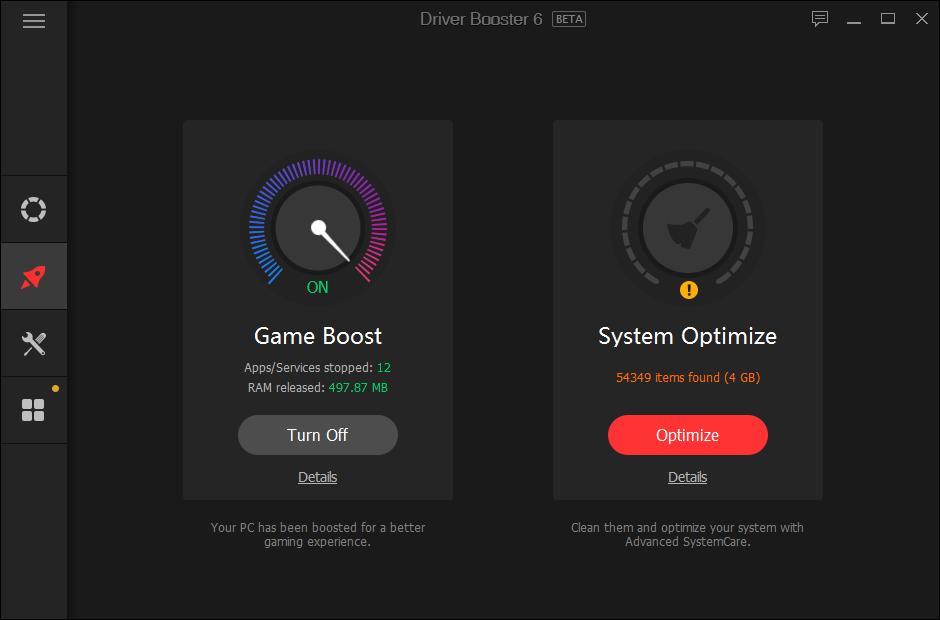 Driver Booster Beta Download para Windows Grátis