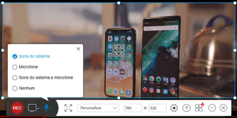 AceThinker Screen Recorder Free