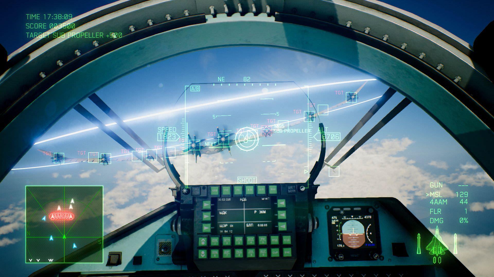 Ace Combat 7 tem novas imagens e história divulgados