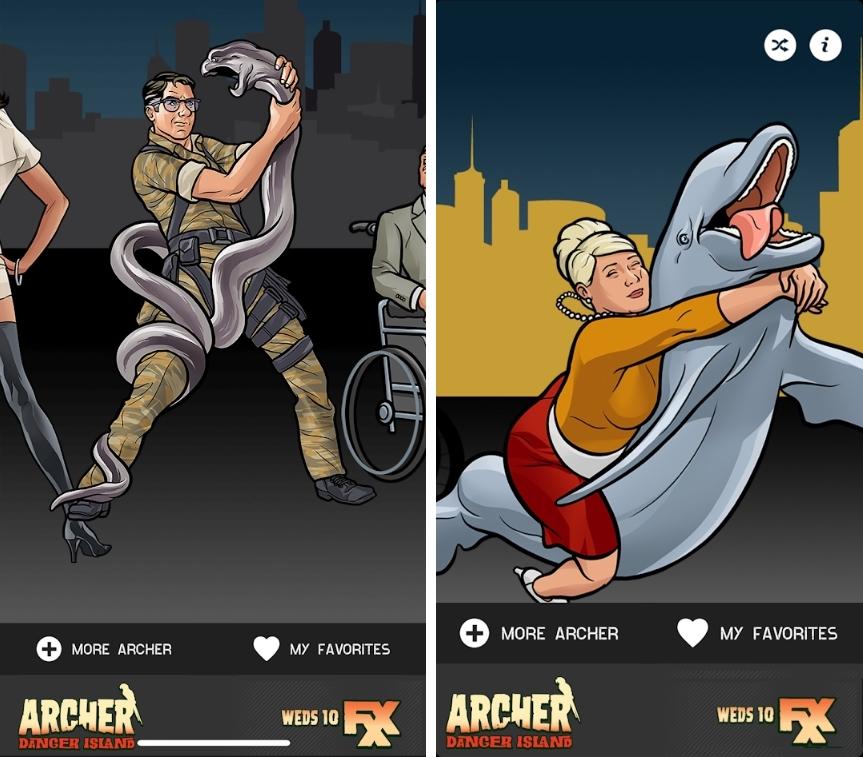Archerisms