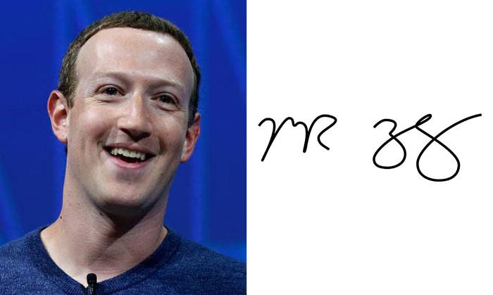 autógrafo