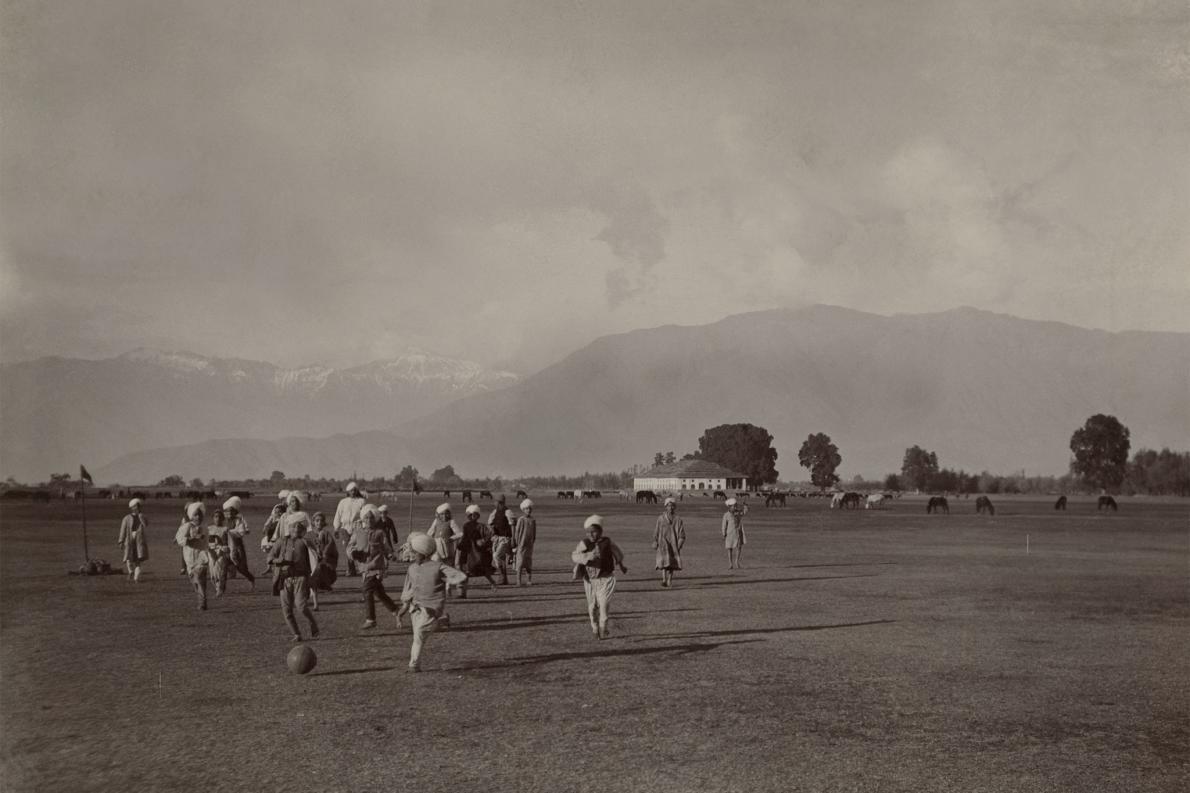 Futebol no Himalaia