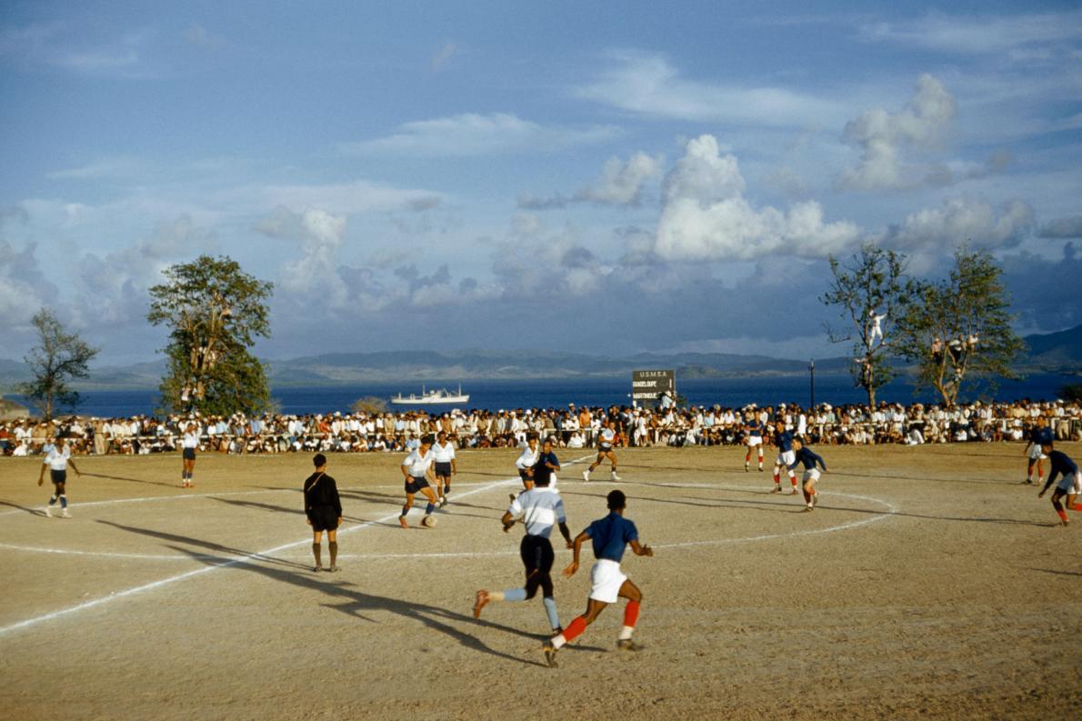 Jogo em Martinica