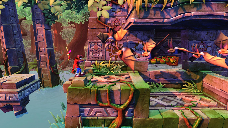 Jogamos: Crash no Xbox One X traz visual superior graças ao 4K nativo