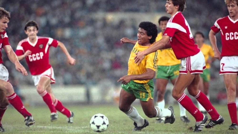 Brasil versus União Soviética