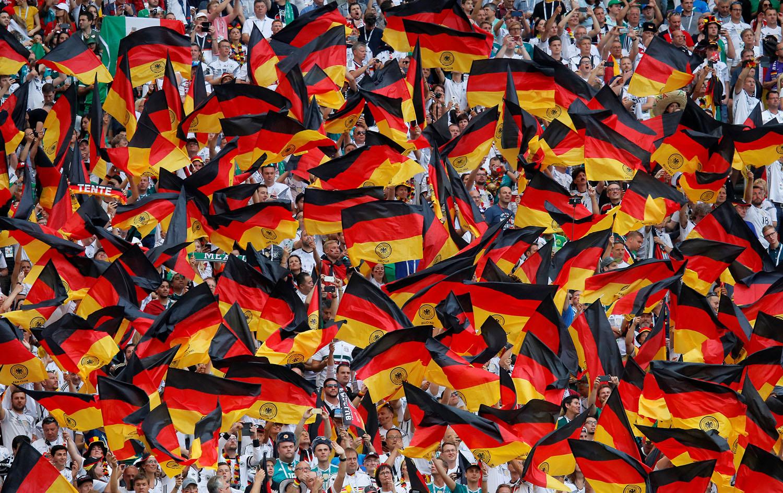 Bandeiras alemãs