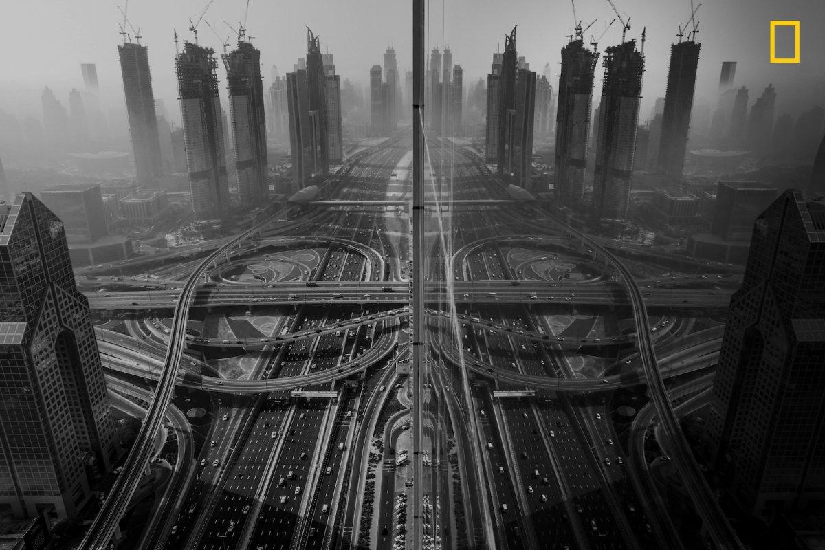 Paisagem em Dubai