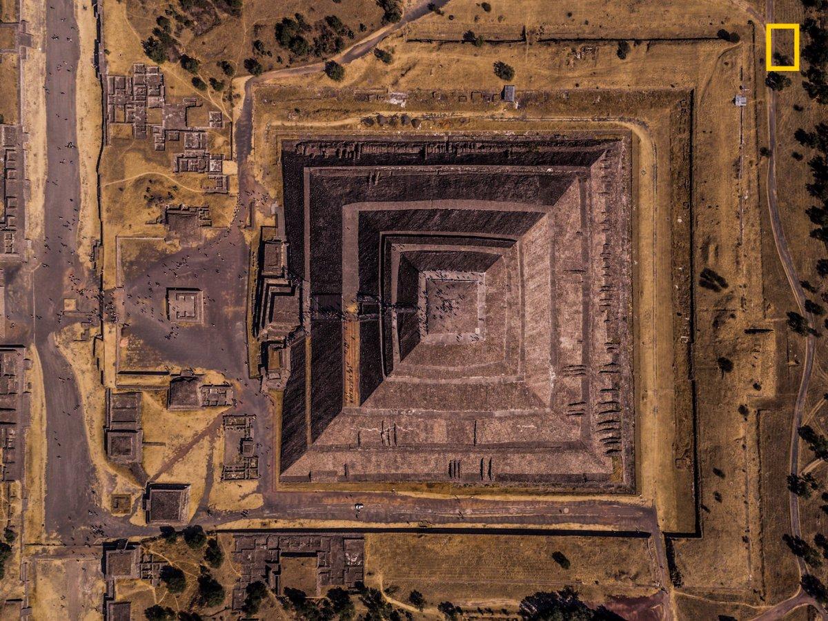 Pirâmide mexicana