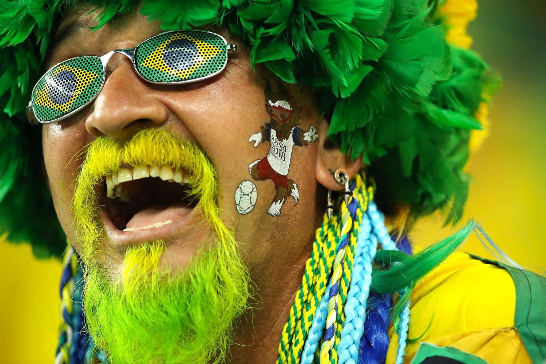 Torcedor brasileiro