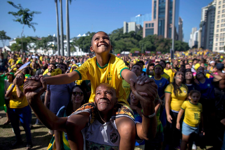 Torcida carioca