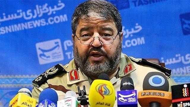General iraniano