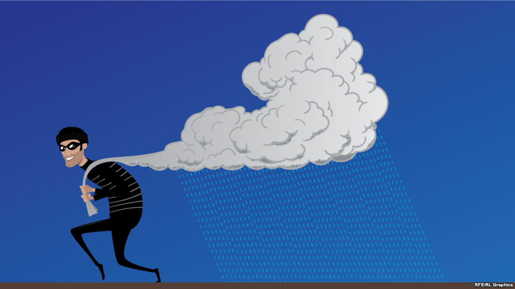 Ladrão de nuvem