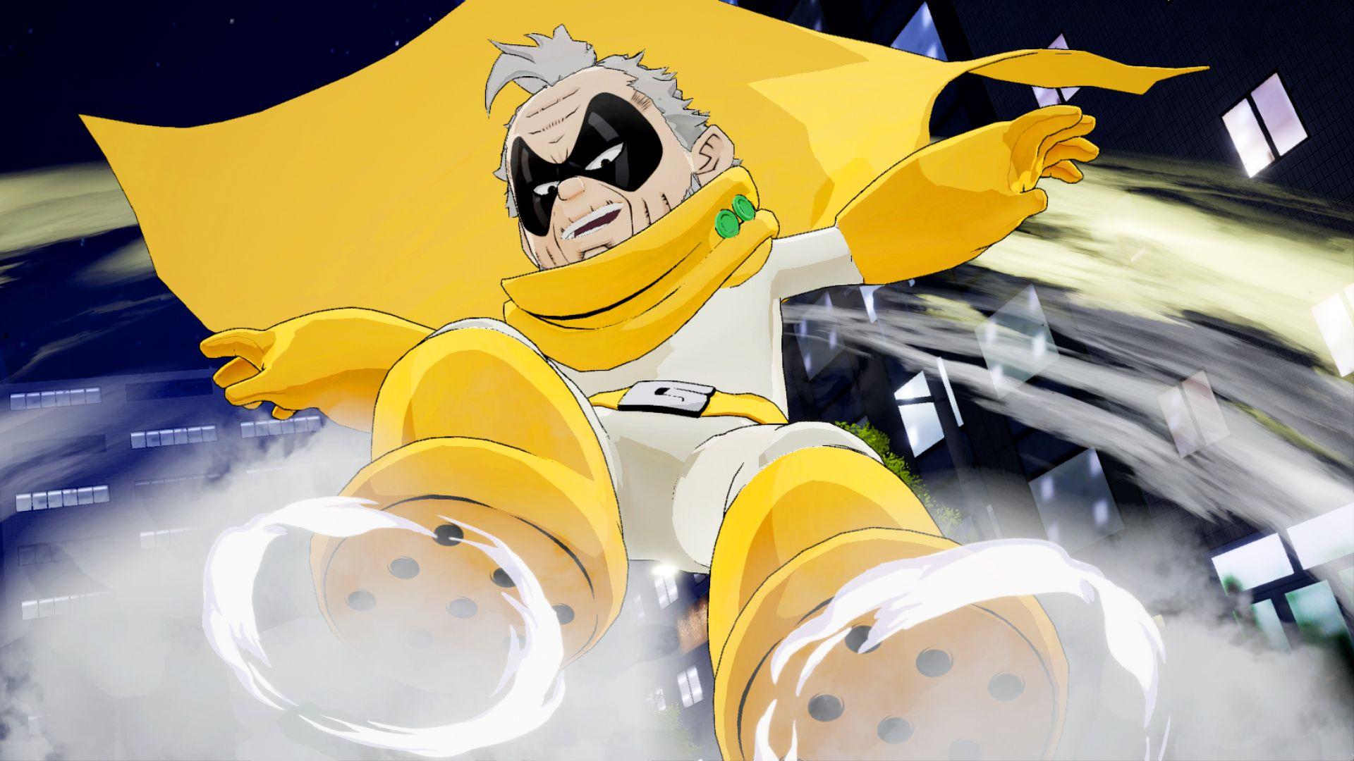 My Hero Academia: One's Justice ganha data de lançamento no Ocidente e mais