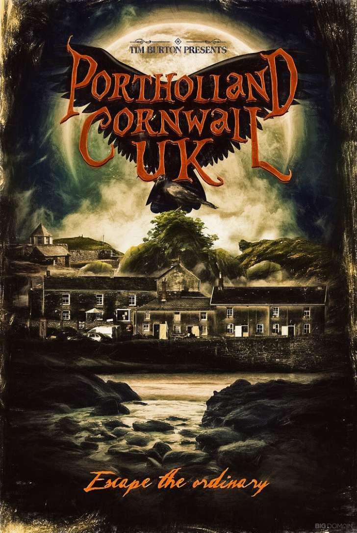 Cornwall no Reino Unido