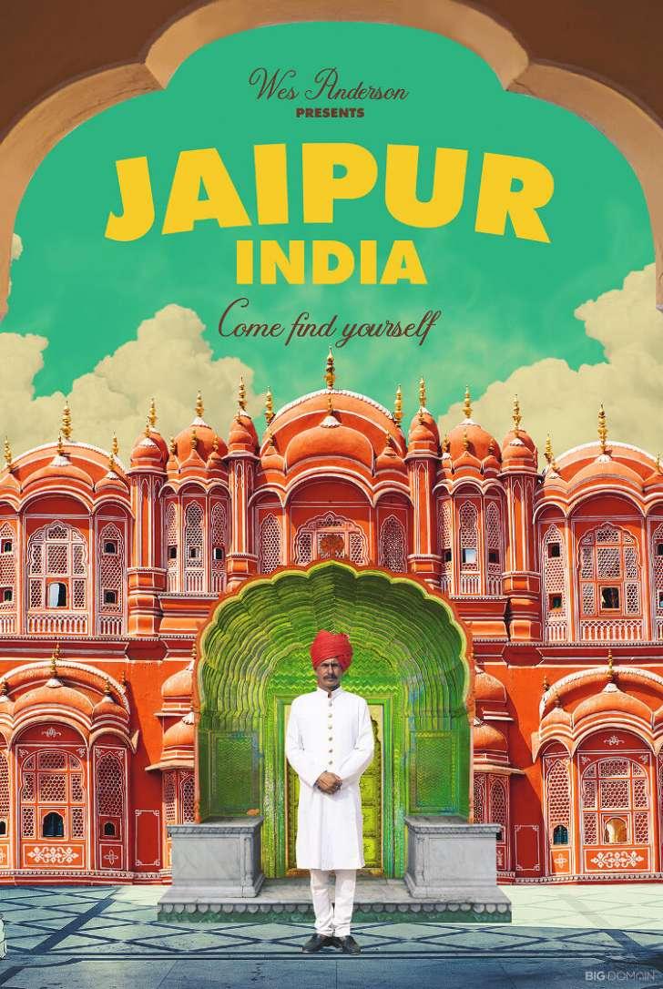Jaipur, na Índia