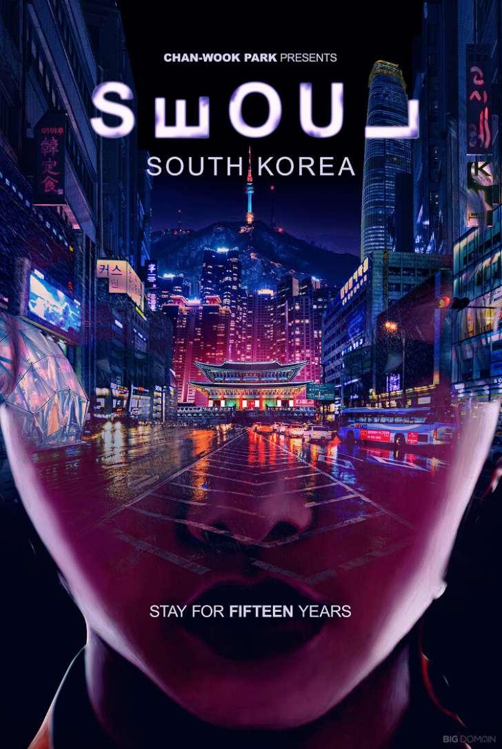 Seul na Coréia do Sul