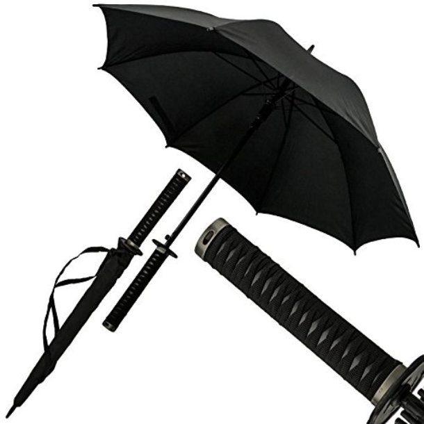 Guarda chuva ninja