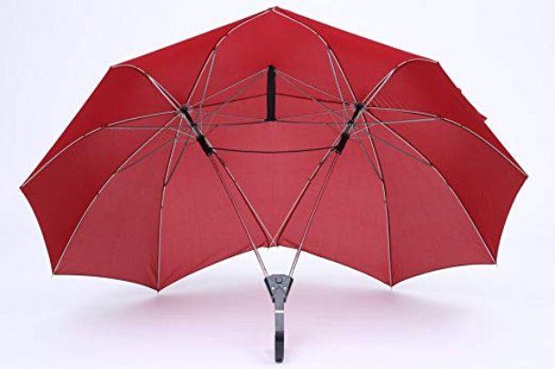 Guarda chuva para duplas
