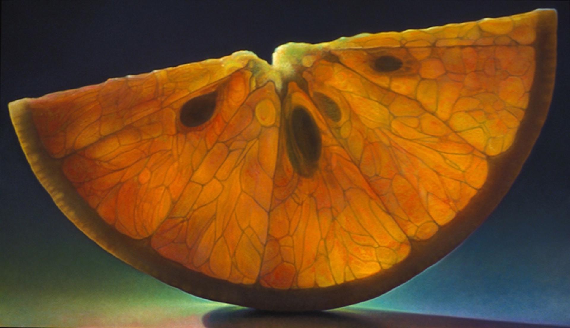 Pintura de fruta