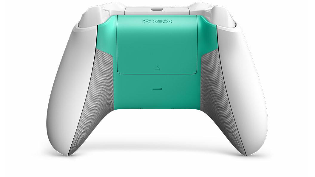 Controle do Xbox One Sport White vai ser o seu sonho de consumo no XOnão