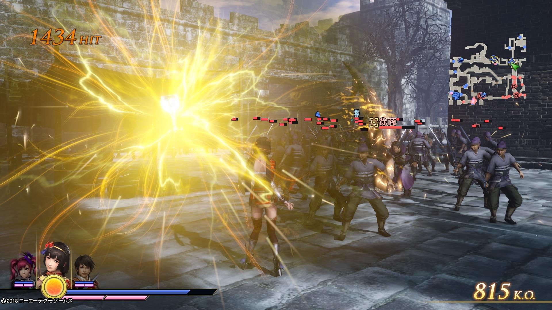 Warriors Orochi 4 ganha 12 minutos de gameplay e muitas imagens novas