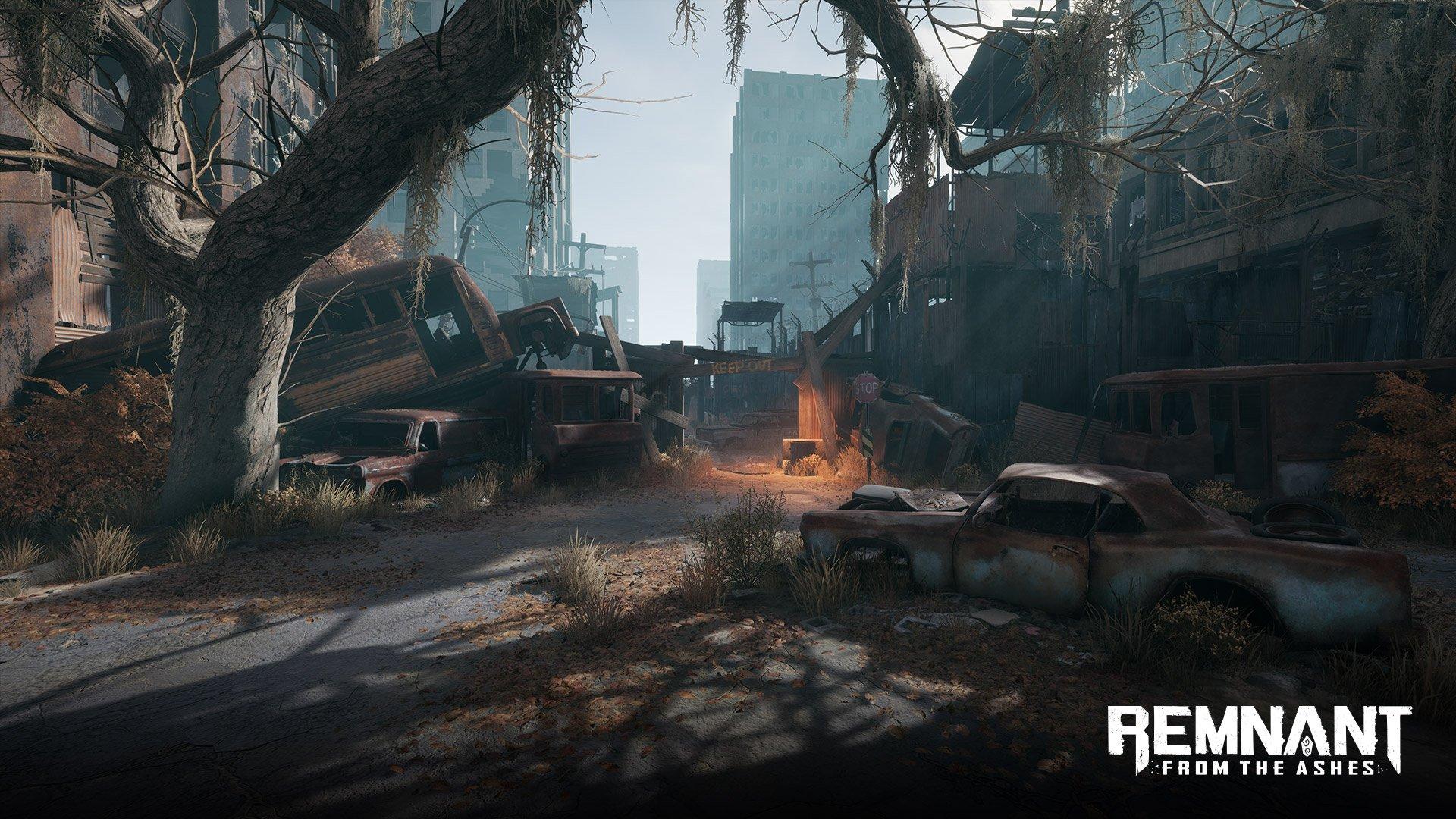 Remnant: From the Ashes é o novo game dos desenvolvedores de Darksiders 3