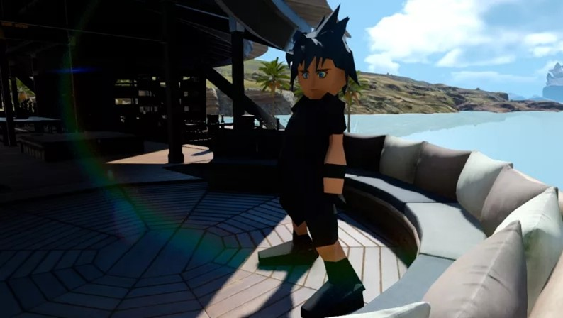 Mod de Final Fantasy XV cria demake à la Final Fantasy VII de 1997