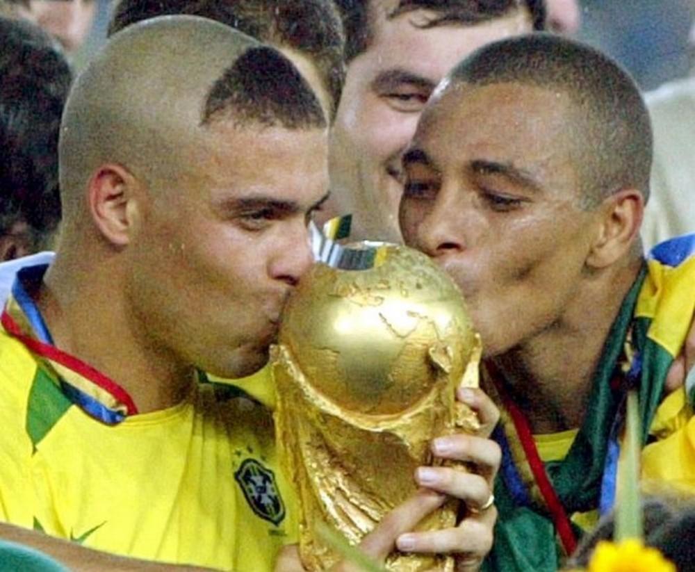 Brasil com a Copa do Mundo