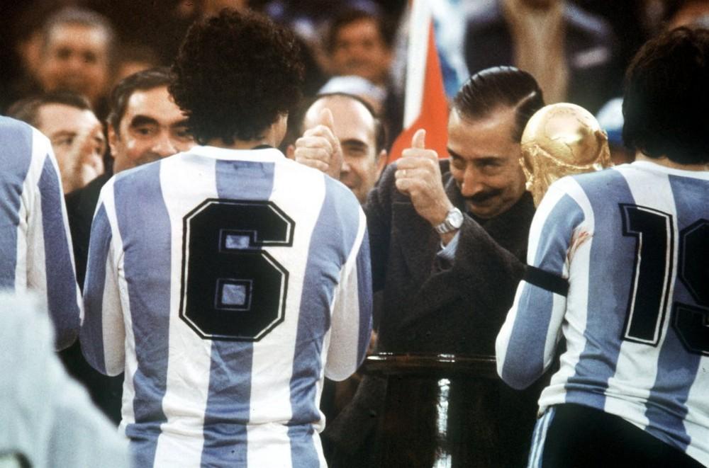 Final da Copa na Argentina
