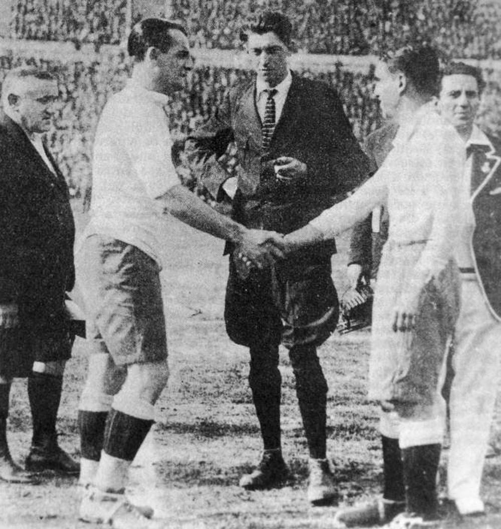 Finam da Copa no Uruguai