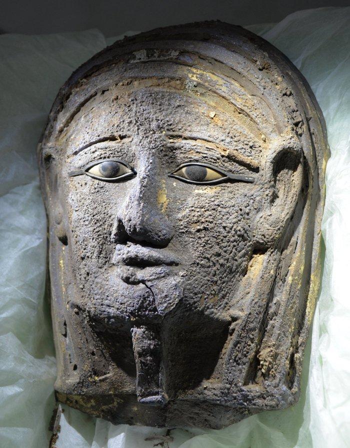 Máscara funerária