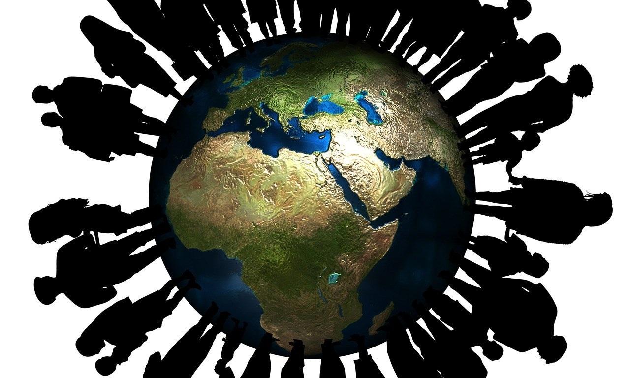 População do planeta