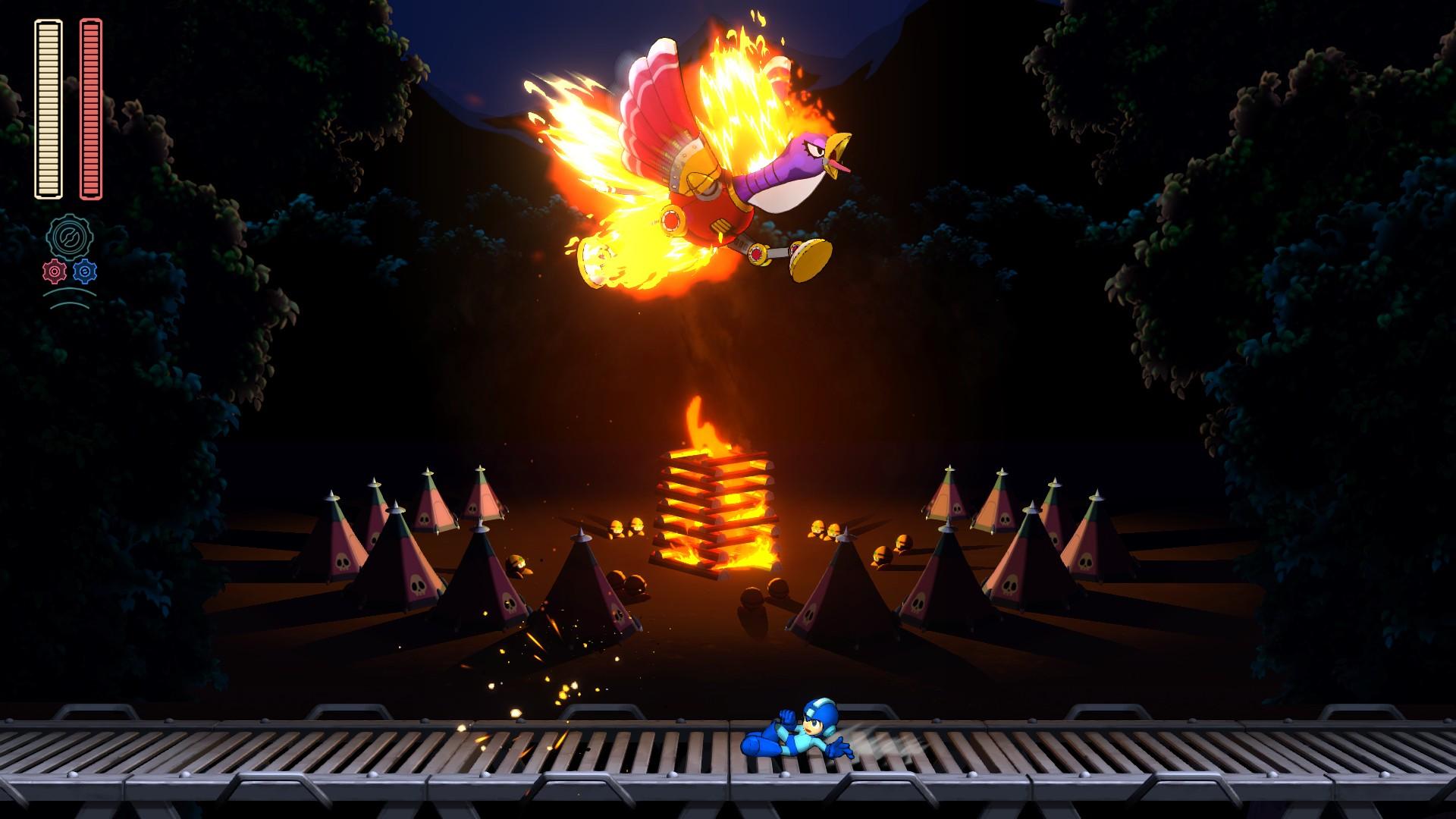 Torch Man é anunciado como um novo vilão de Mega Man 11