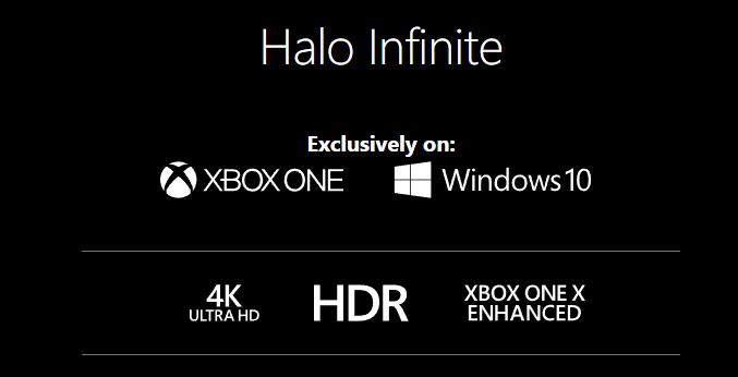 Halo: Infinite pode não ter recurso Play Anywhere da Microsoft