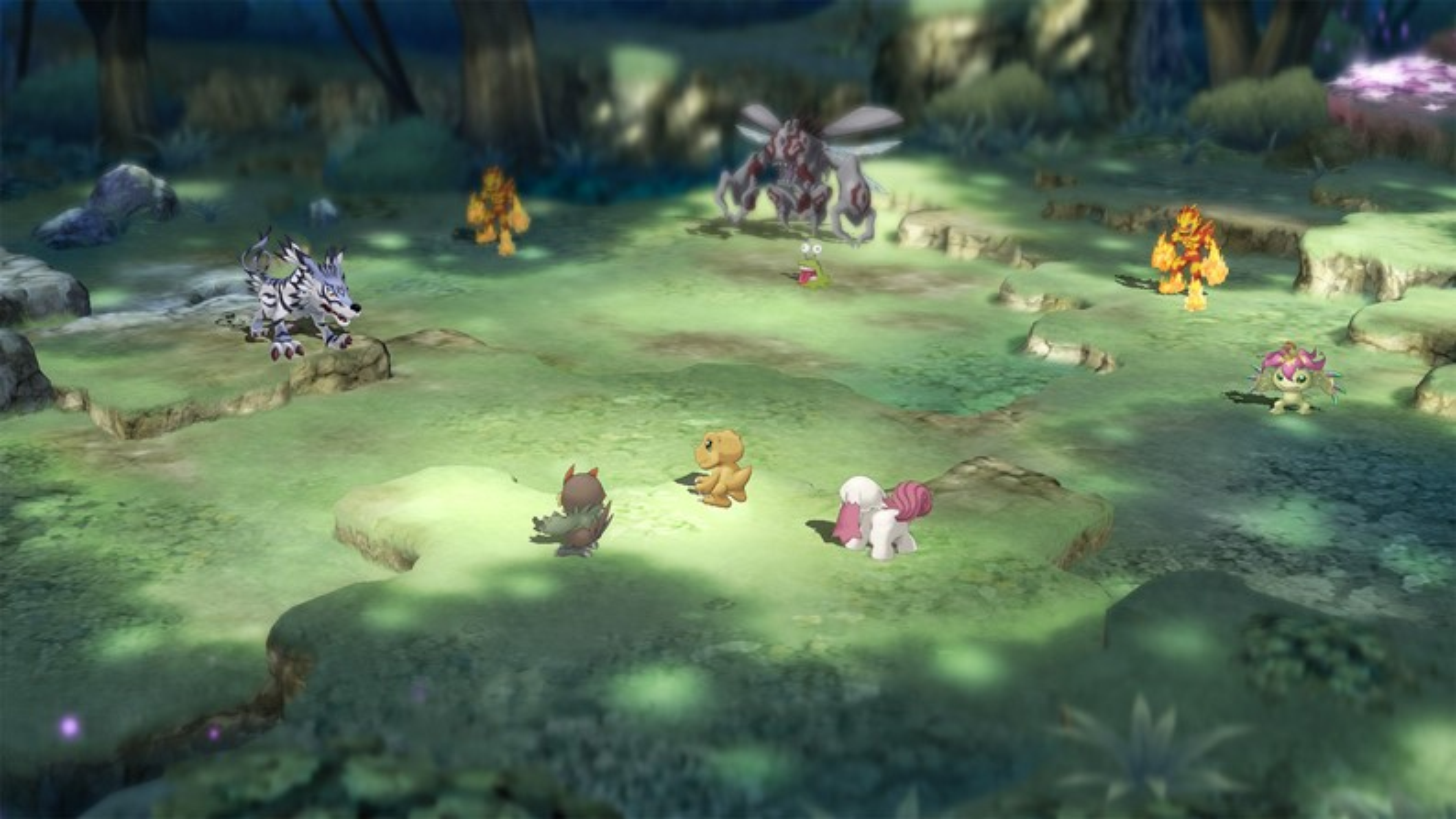Digimon Survive ganha novas imagens e pode ser o mais promissor da série