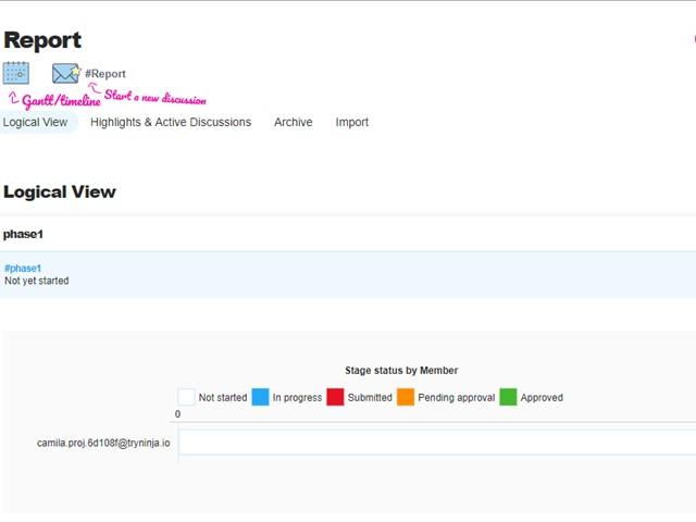 Proj.email - Imagem 2 do software