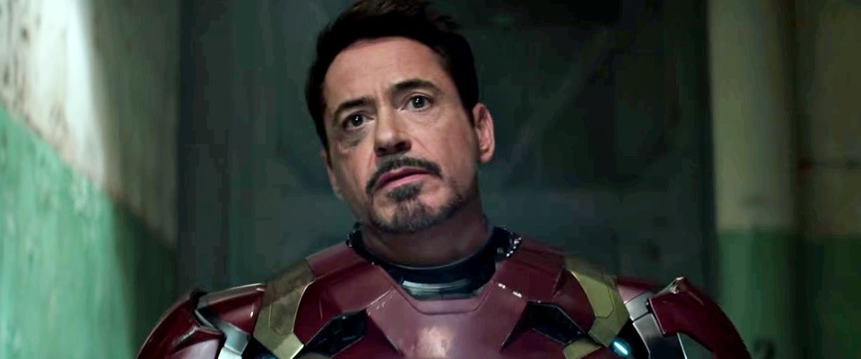 tony stark homem de ferro