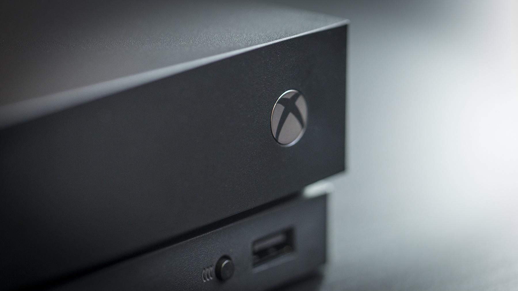 Xbox Microsoft Scarlett