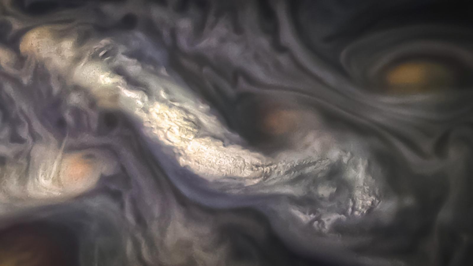 Nuvens de Júpiter