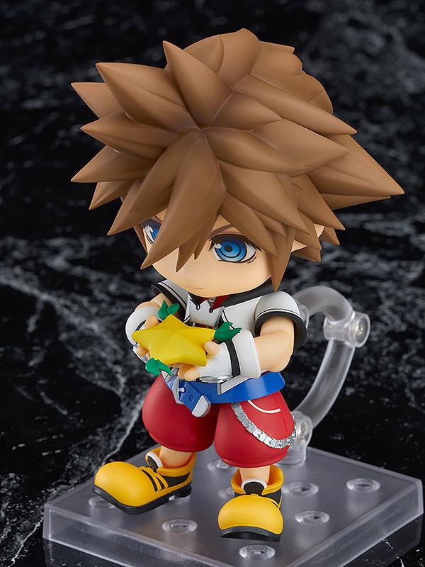 Nendoroid de Sora, de Kingdom Hearts, vai fazer você jogar dinheiro na tela