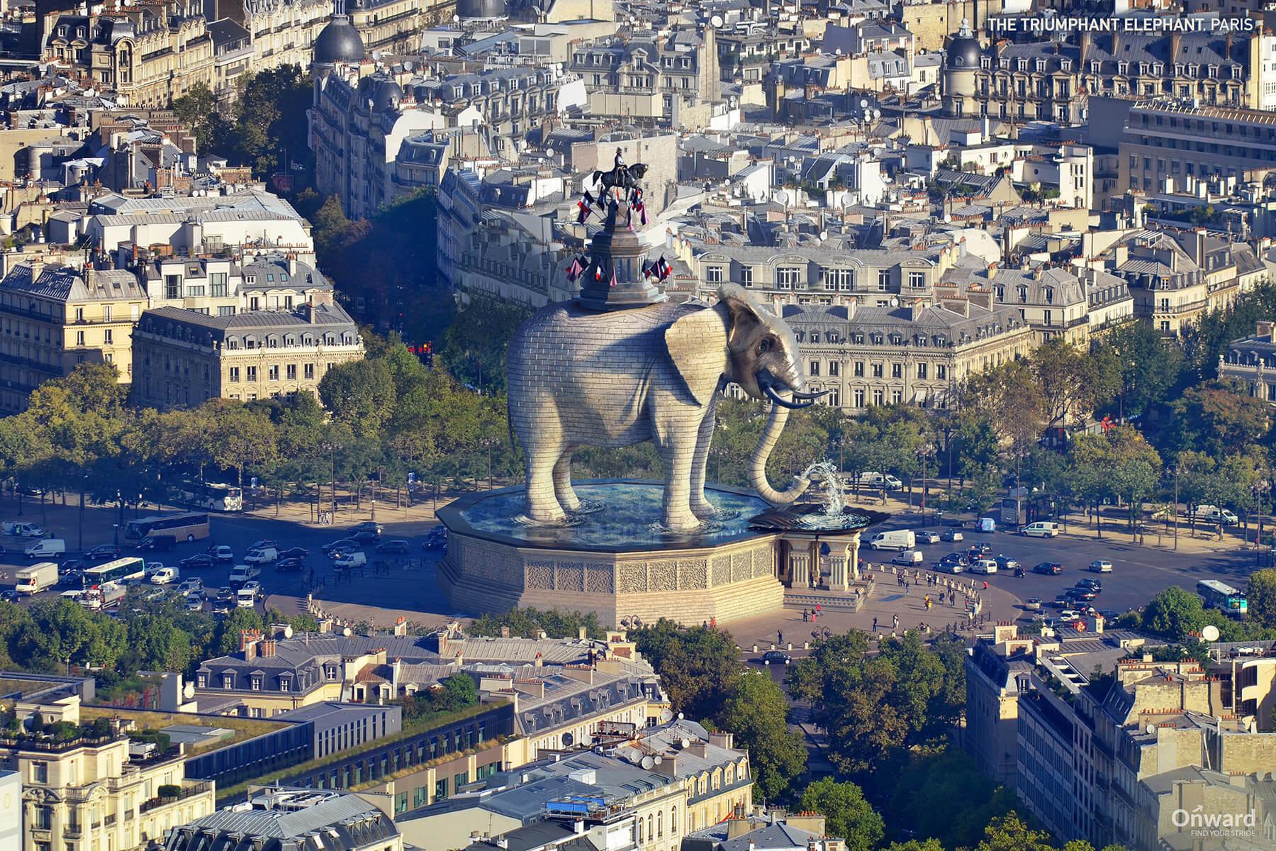 Elefante de Paris