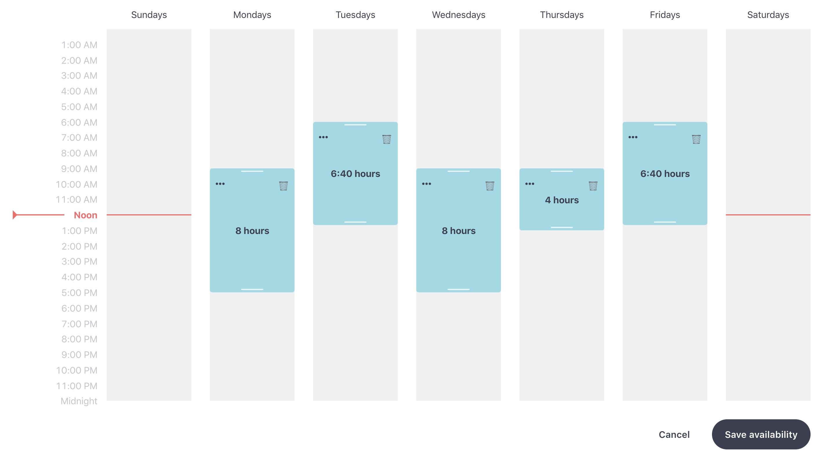 Spacetime – Gerenciamento de equipes - Imagem 1 do software