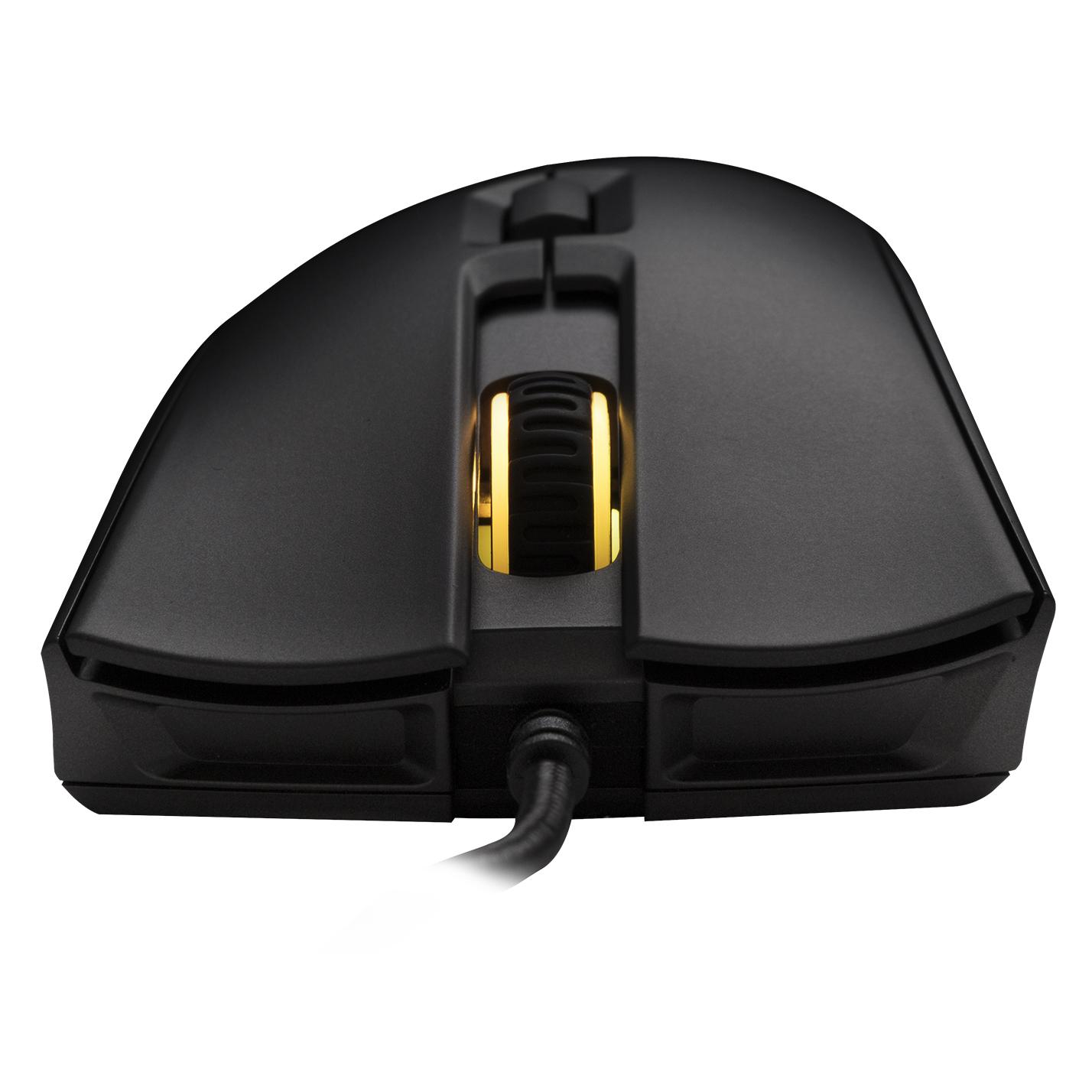 Conheça o Pulsefire FPS Pro da HyperX, o novo mouse gamer com RGB
