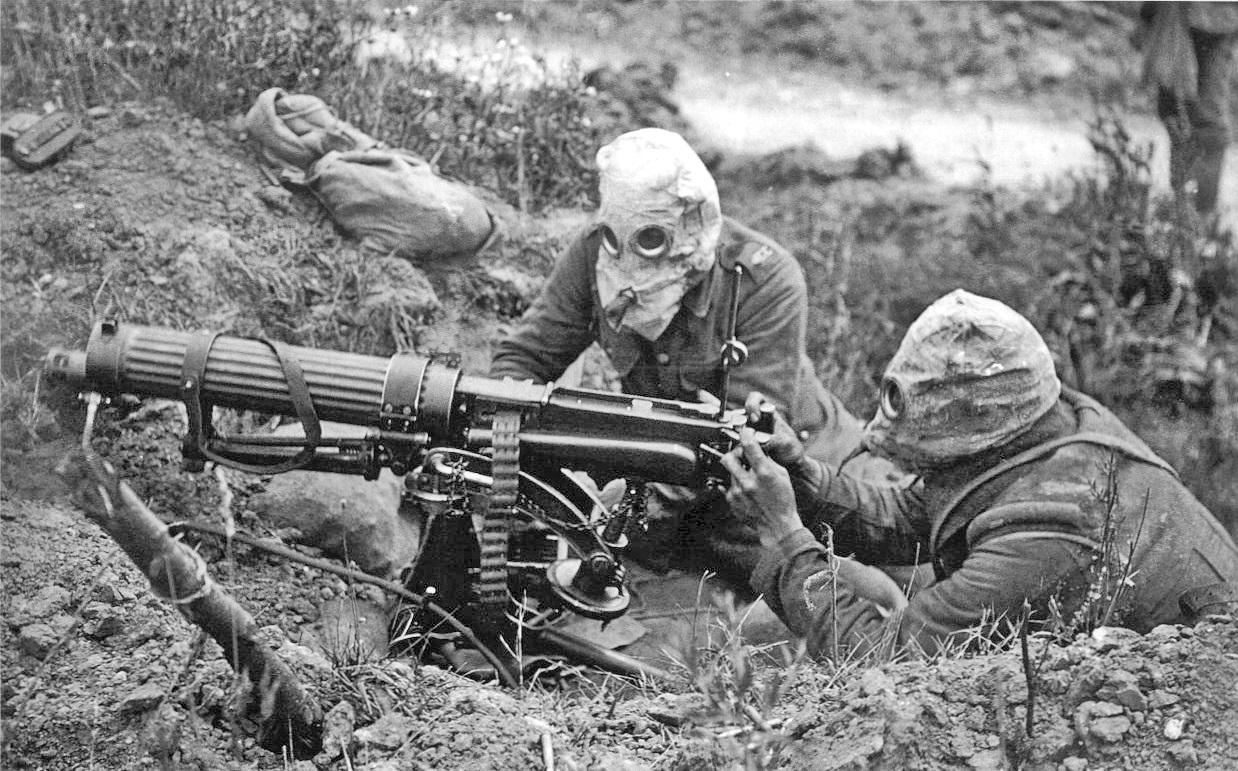 Soldados da Primeira Guerra
